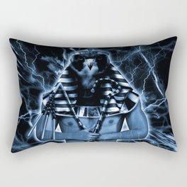 LORD HORUS Rectangular Pillow