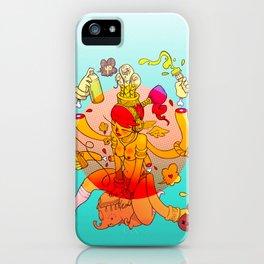 Naga Boo iPhone Case