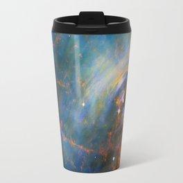 Beating Heart of the Crab Nebula Travel Mug