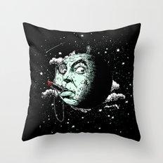 The Dark Side Throw Pillow