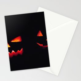 Halloween Things Stationery Cards