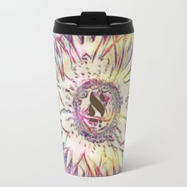Aleph Mandala Travel Mug