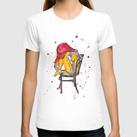 selena T-shirts featuring selena by Laurie Art Gallery