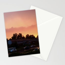 Calm after the Storm Stationery Cards