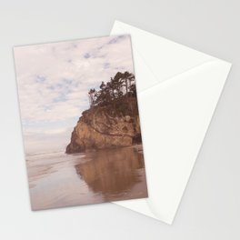 Oregon Coast - Hug point Stationery Cards