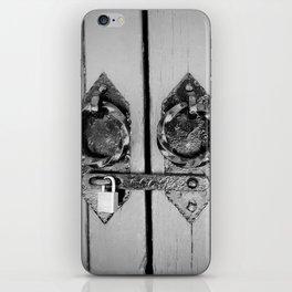 lock iPhone Skin