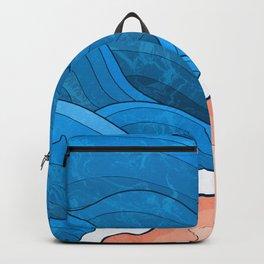 Seaside Beach Backpack