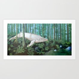 Albion Art Print