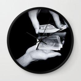 Magic Hands Wall Clock