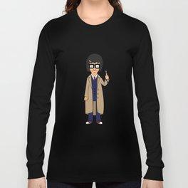 Doctor Tina, Time Lord Long Sleeve T-shirt