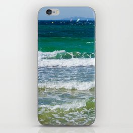 Sea  1402 iPhone Skin