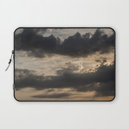 Sky, Clouds and Sunlight Laptop Sleeve
