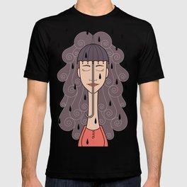 you look like rain T-shirt