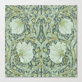 William Morris, Art nouveau pattern, beautiful art work, fabric pattern, belle époque,victorian,flor Canvas Print
