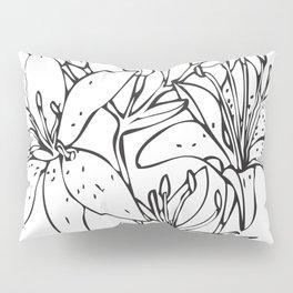 Day Lilies #2 Pillow Sham