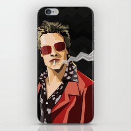 Tyler Durden iPhone Skin