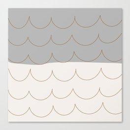 Coit Pattern 45 Canvas Print