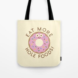 Do's and Donuts Tote Bag