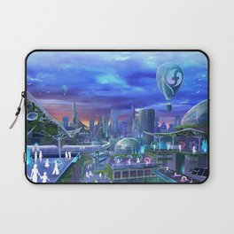 flowtopia Laptop Sleeve