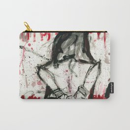 Bondage Girl P18+ Carry-All Pouch