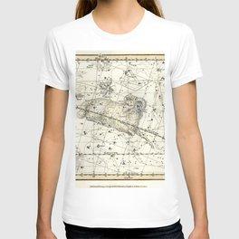 Aries Constellation Celestial Atlas Plate 13 T-shirt
