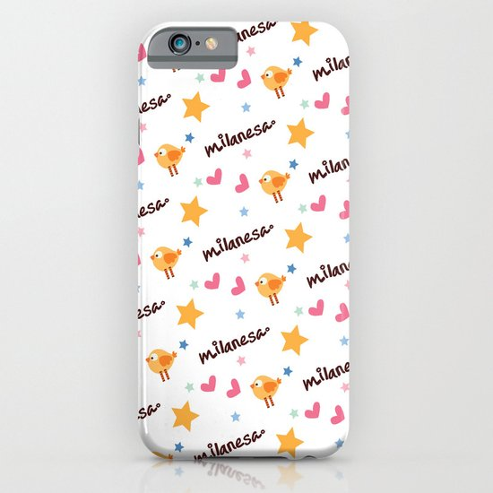 Pattern Milanesa iPhone & iPod Case