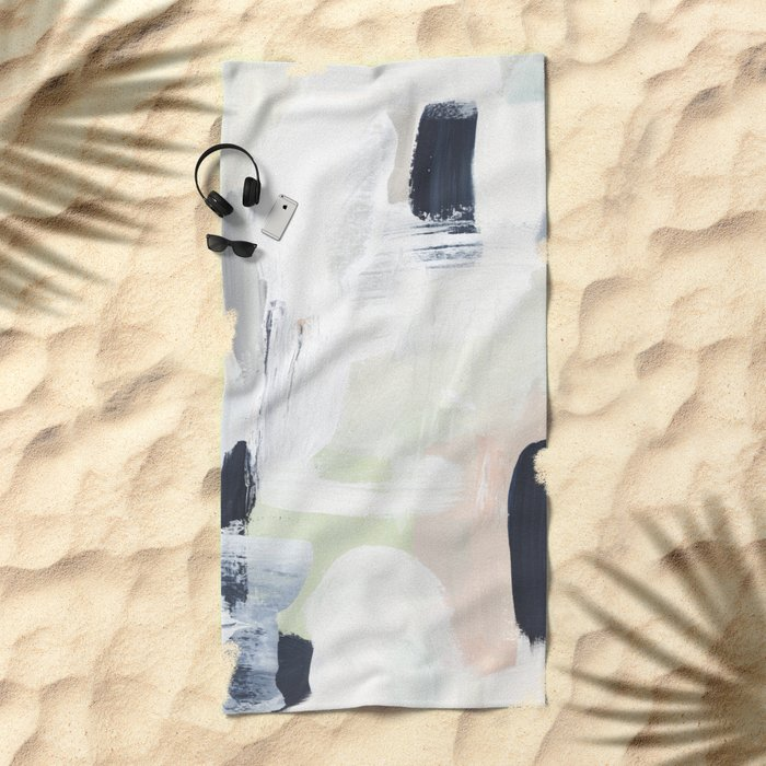 Sand & Sage Beach Towel