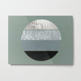 ConceptCircle Metal Print