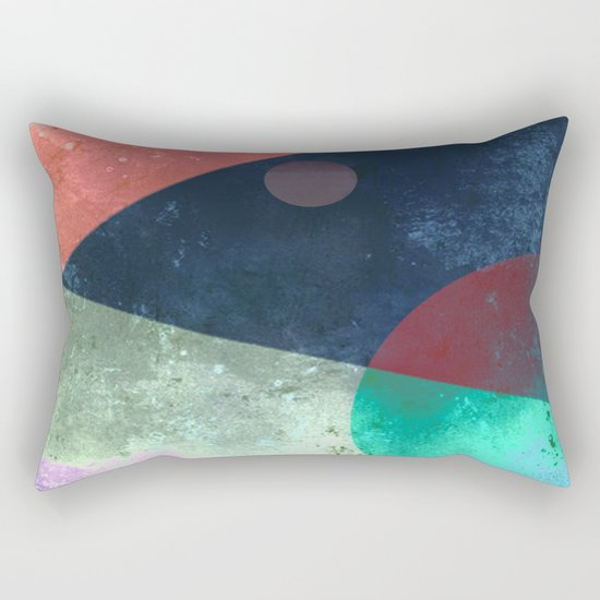 A Slice Of Sky Rectangular Pillow
