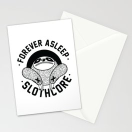 SlothCore Stationery Cards