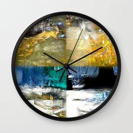 Bar Table Wall Clock