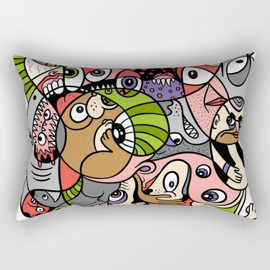 Daily Drawing 2321 Rectangular Pillow