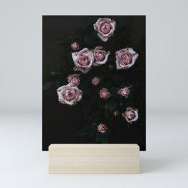 Velvet Rose Pink Mini Art Print