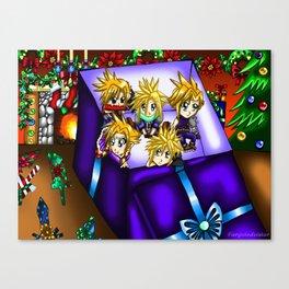 Christmas Artwork #13 (2017) Canvas Print