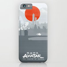 Avatar The Legend of Korra Poster iPhone 6s Slim Case