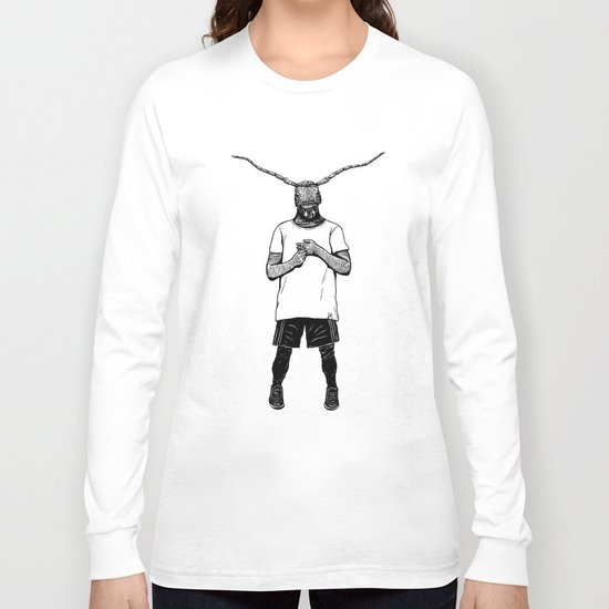 Maxilla Long Sleeve T-shirt