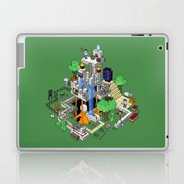 Mine City Laptop & iPad Skin