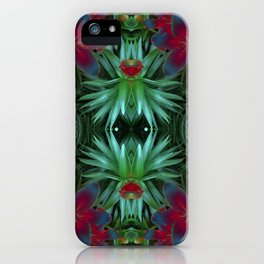Love Among the Lilies iPhone Case