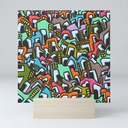 Public Mini Art Print