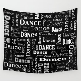 Just Dance! Wall Tapestry