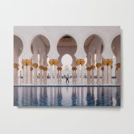 Dubai 24 Metal Print