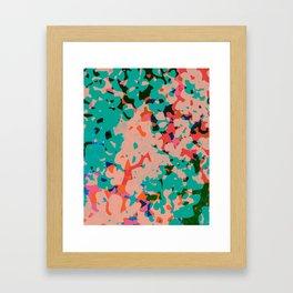 Cammo 1 Framed Art Print
