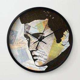 Elvis «Love Song» Wall Clock