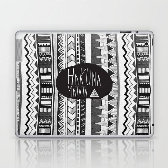 HAKUNA MATATA  Laptop & iPad Skin