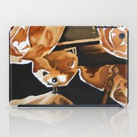 chandelier iPad Cases featuring Chandelier by picturefire