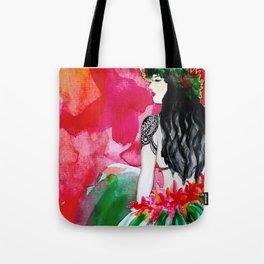 Polynesia Tote Bag