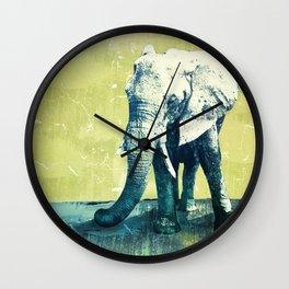 Last Stand Wall Clock
