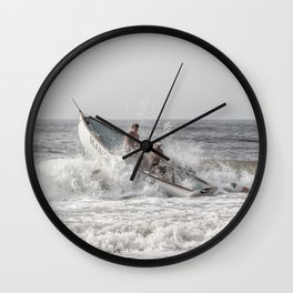 Lifeboat Margate Wall Clock