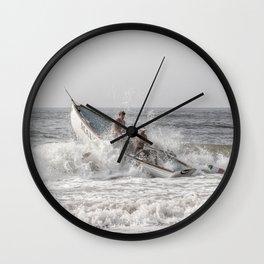Lifeboat Margate Wall Clock
