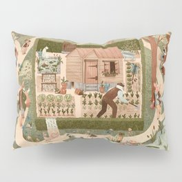 Beatrix's Friends Pillow Sham